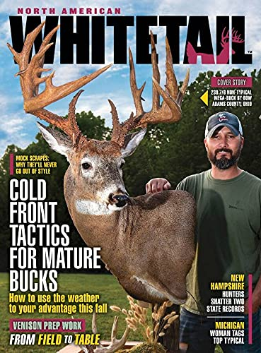 Subscribe to North American Whitetail