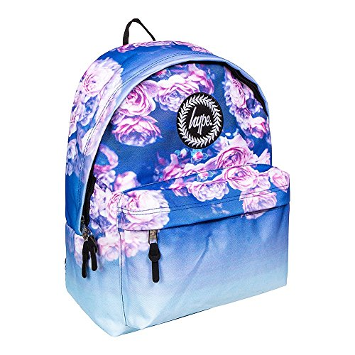 Hype Rose Fade Multicolour Backpack Rucksack Bag - Ideal School Bags - Rucksack For Boys and Girls
