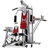 #4. BH Fitness Global Gym Plus. Gym multiestación con anexo exclusivo para piernas.