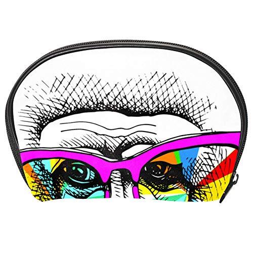 Tizorax Sac à main pour lunettes de soleil Rose