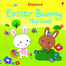 Easter Bunny Flap Book (Usborne Flap Book)