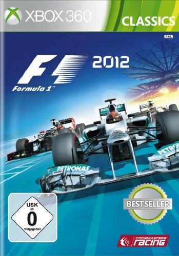 F1 2012 [Software Pyramide] - [Xbox 360]