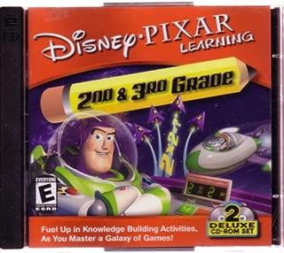 Best disney pixar learning 2nd & 3rd grade Reviews