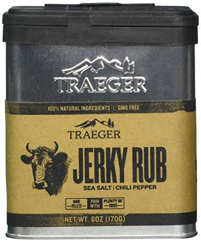 Traeger Grills SPC177 Jerky Signature Seasoning Dry Rub