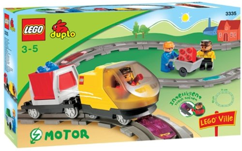 LEGO Ville Eisenbahn 3335 - Starter-Set