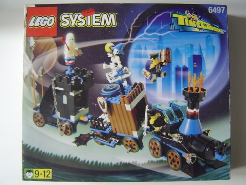 LEGO System Time Cruisers 6497 Grusel-Expreß