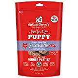 Stella & Chewy's Perfectly Puppy Freeze-Dried Raw Chicken and Salmon Dinner Patties Grain-Free