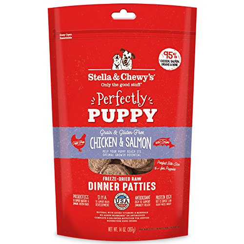 Stella & Chewy'S Freeze-Dried Dinner Patties Grain-Free Dog Food