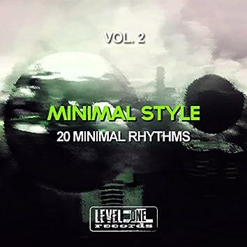 Minimal Style, Vol. 2 (20 Minimal Rhythms)