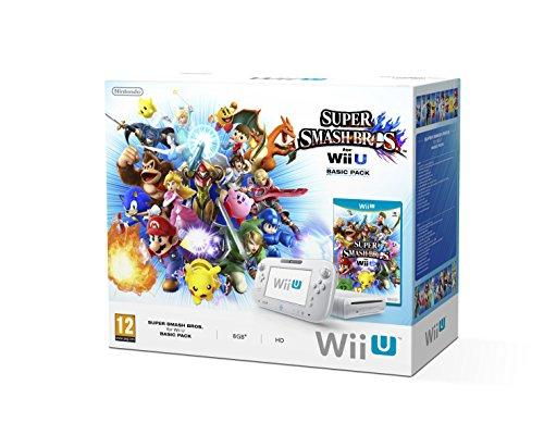 Nintendo Wii U Consola nintendo wii u  Marca Nintendo