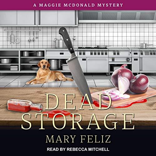 Dead Storage audiobook cover art
