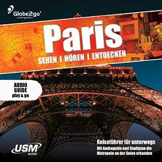 Paris sehen, hören, entdecken Titelbild