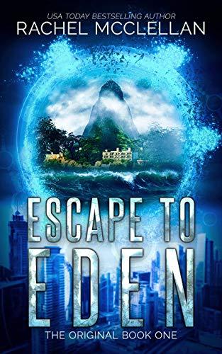 Book Cover for Escape to Eden