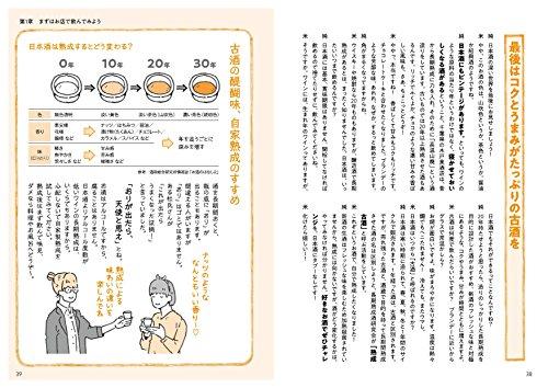 世界文化社『ゼロから分かる!図解日本酒入門』