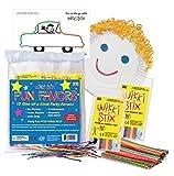Wikki Stix Original Wax and Yarn Creative Fun Sticks in Set of 15 Party Fun Favors 12 Wikki Stix in...