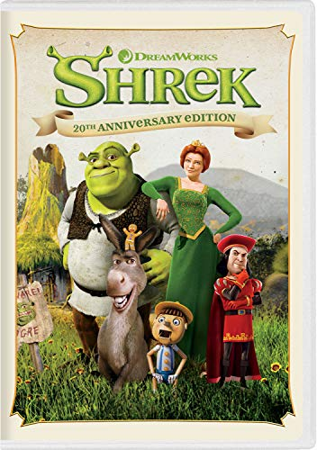 Shrek - 20th Anniversary Edition [DVD]