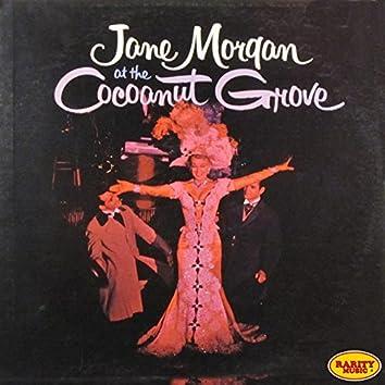 Jane Morgan at the Cocoanut Grove (Live)