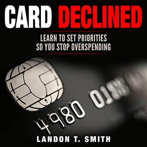 Card Declined audiobook cover art