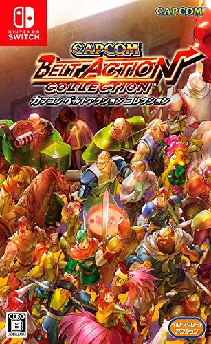 Capcom Belt Action Collection (Idioma Español Incluido) (RegionFree) (Versión Japonesa)