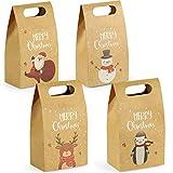 Wishstar Calendario De Adviento, Bolsa De Regalo Navidad, DIY Calendario de...