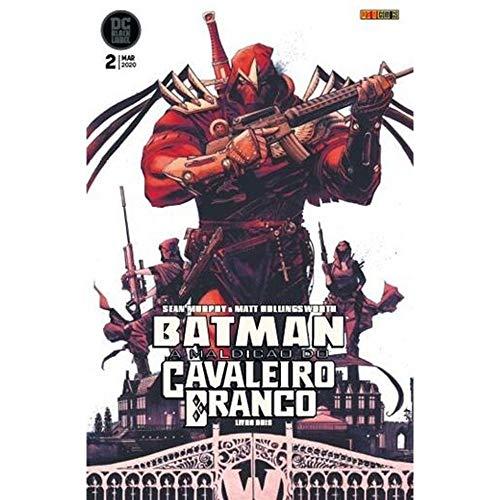 Batman A Maldição do Cavaleiro Branco - Volume 2