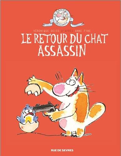 Le chat assassin : Tome 2, Le retour du chat assassin