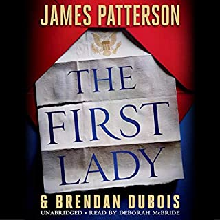 The First Lady audiobook cover art