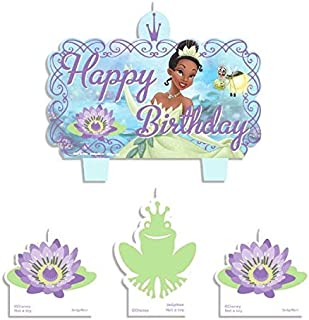 green frog candles