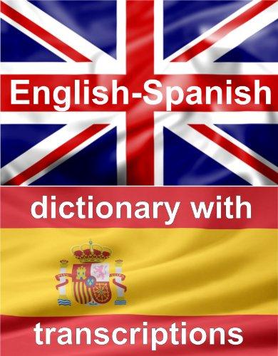 English-Spanish Dictionary (English Edition)