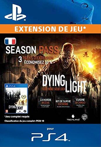 Dying Light Season Pass [Code Jeu PSN PS4 - Compte français]