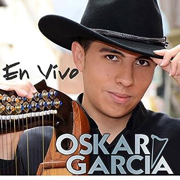 Oskar Garcia en Vivo