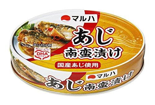 マルハ あじ南蛮漬け 100g 6缶