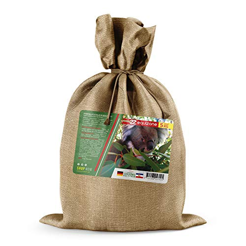 animalone - Pferdeleckerlis Eukalyptus - 5 kg im Jutebeutel - Die gesunde Belohnung
