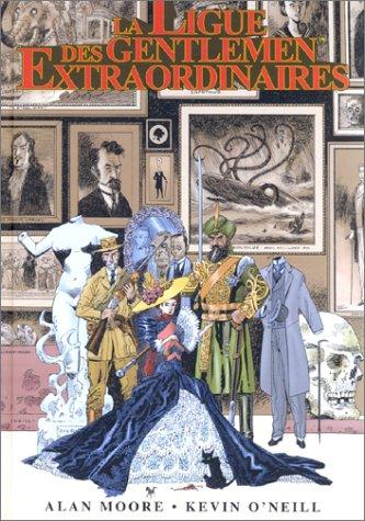 La Ligue des Gentlemen Extraordinaires, intégrale 1