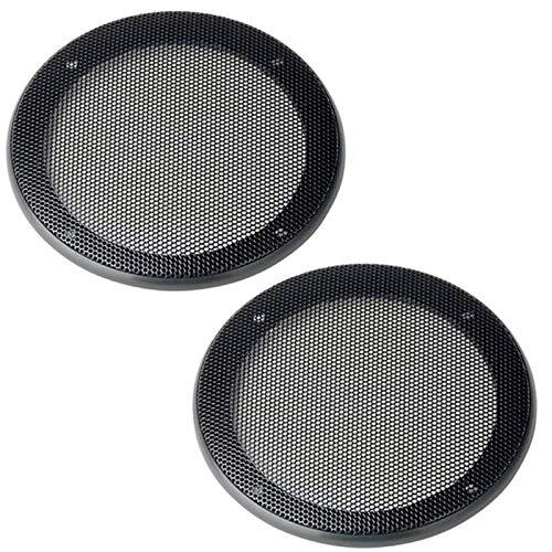 Sound-way 2x Gitter für Lautsprecher 10 cm Autoradio