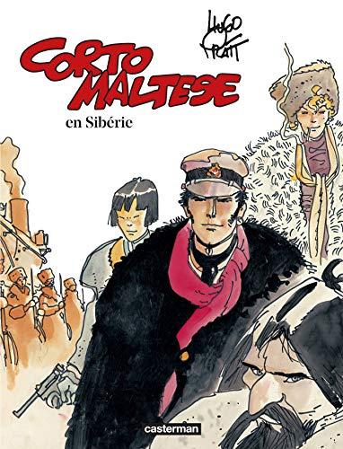 Corto Maltese en couleur, Tome 6 : En Sibérie