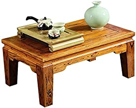 Selected Furniture/Living Room Solid Wood Coffee Table Chinese Balcony Bay Window Table Desk Restaurant Small Dining Table...