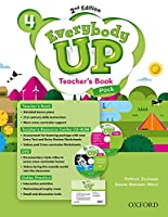 Everybody Up: Level 4: Teacher's Book Pack with DVD, Online Practice and Teacher's Resource Center CD-ROM: Linking your classroom to the wider world