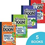 The Notebook of Doom #1 - #5 Pack - Rise of the Balloon Goons - Day of the Night Crawlers - Attack of the Shadow Smashers - Chomp of the Meat-Eating Vegetables - Whack of the P-Rex