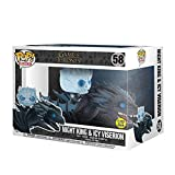 Gogowin Télévision Pop: Game of Thrones - Night King & Icy Visage Cadeau pour garçons Fantasy Televi...