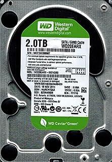 Western Digital wd20earx-00zudb02TB DCM: harchv2aa