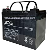 Bds Battery Gel Long Life 12v 33ah T9 -