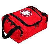 Dixie EMS Dixigear Empty First Responder II Bag 10.5' x 5' x 8' - Red