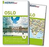 MERIAN live! Reiseführer Oslo: Mit Extra-Karte zum Herausnehmen