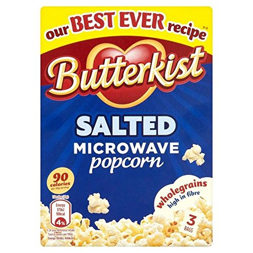 Butterkist Microonde Sale Popcorn 210G
