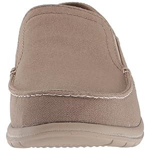 Crocs Men's Santa Cruz Convertible Slip On Loafer | Men's Slip On Shoes