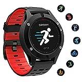 Smart Watch, 8 modalità sport Smartwatch con cardiofrequenzimetro e monitor del sonno...