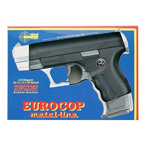 Guns Carnevale EUROCOP Pistola 13 Millimetri, 16,5 Centimetri