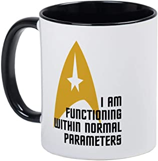 - Star Trek - Normal Parameters Mug - Unique Coffee Mug, Coffee Cup, Tea Cup