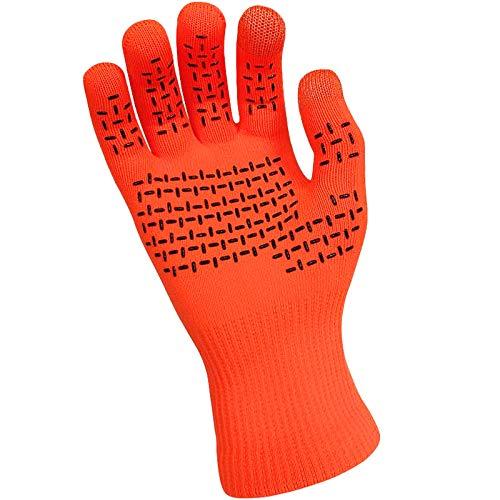 Dexshell Thermfit Touchscreen-Handschuhe für Erwachsene, wasserdicht, Größe XL